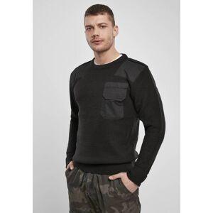 Brandit Urban Classics Brandit Military Sweater anthracite - XXL