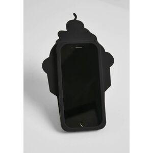 Tee Phonecase Icecream iPhone 7/8, SE black/white - One Size