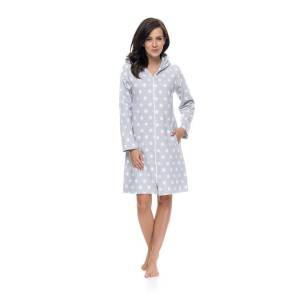 Doctor Nap Woman's Dressing Gown SMZ.9097