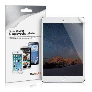 kwmobile Ochranná fólia na display pre Apple iPad Mini 4 - matná