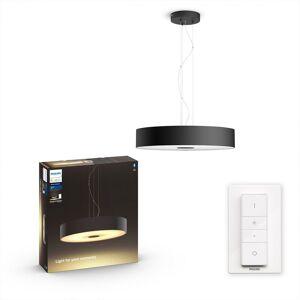Philips Hue 40339/30 / P6 LED závesný luster Fair 1x39W   2200-6500K - Bluetooth, s diaľkovým ovládačom