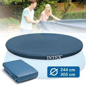 Intex Krycia plachta na bazén Easy 244 cm INTEX 28020