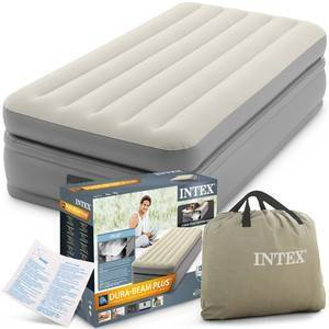 Intex Nafukovací matrac 64162 Intex s pumpou