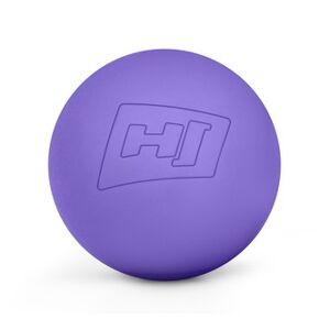 Hop-Sport Masážna loptička HS-S063MB 63mm - fialová