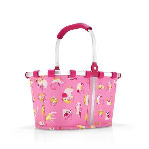 Reisenthel Carrybag XS Kids Abc friends pink