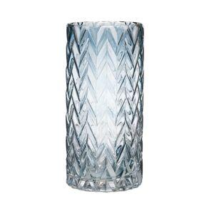 BEVERLY BETTY Váza 25 cm - modrá