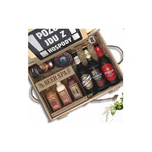 Darčekový box pre mužov - pivný špeciál