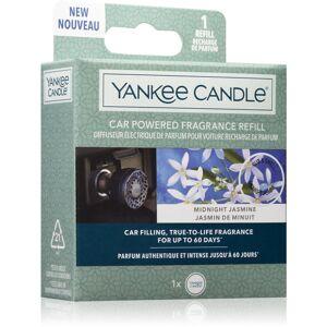 Yankee Candle Midnight Jasmine vôňa do auta náhradná náplň
