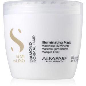 Alfaparf Milano Semi di Lino Diamond Illuminating maska pre lesk 500 ml