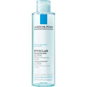 La Roche-Posay Effaclar Ultra čistiaca micelárna voda pre problematickú pleť, akné 200 ml