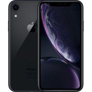 Apple Mobilný telefón Apple iPhone XR 64GB, čierna