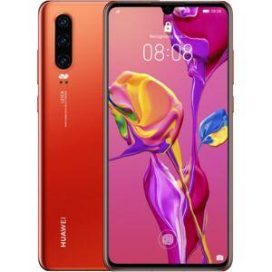 Huawei Mobilný telefón Huawei P30 DS 6GB/128GB, oranžová
