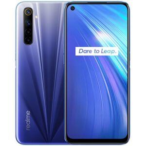 Realme Mobilný telefón Realme 6 8GB/128GB, modrá + DÁREK Antivir Bitdefender pro Android v hodnotě 299 Kč