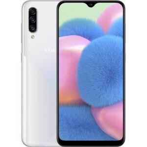 Samsung Mobilný telefón Samsung Galaxy A30S 4GB/64GB, biela