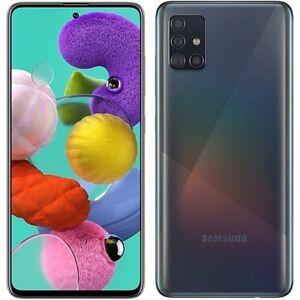 Samsung Mobilný telefón Samsung Galaxy A51 4GB/128GB, čierna