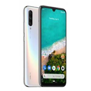 Xiaomi Mobilný telefón Xiaomi Mi A3 4GB/64GB, biela