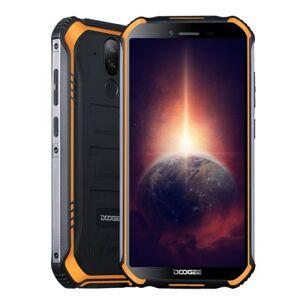 Doogee Odolný telefón Doogee S40 PRO 4 GB/64 GB, oranžový