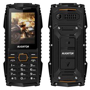Aligator Odolný tlačidlový telefón Aligator R15 eXtremo, IP68, čierna