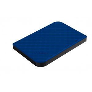 "Verbatim Store'n'Go GEN2,1TB/Externí/USB 3.0/2,5""/Blue 53200 + ZADARMO USB-C Hub Olpran v hodnote 19,9 EUR"