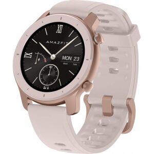 Xiaomi Smart hodinky Xiaomi Amazfit GTR 42 mm, ružová