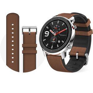 Xiaomi Smart hodinky Xiaomi Amazfit GTR 47 mm, strieborná