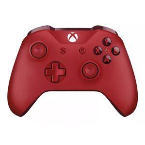 Microsoft Bezdrôtový ovládač Microsoft XBOX ONE S Wireless, červený