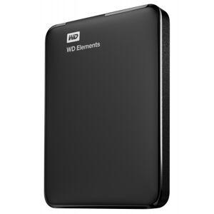 """Western Digital HDD 2.5"""" WD Elements Portable 1TB USB"""