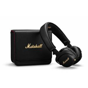 Marshall Bezdrôtové slúchadlá Marshall Mid A.N.C. čierna