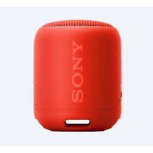 Sony Prenosný reproduktor Sony SRS-XB12, červený