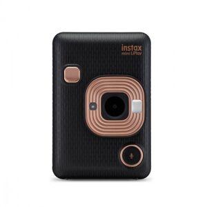 Fuji Fotoaparát Fujifilm Instax Mini LiPlay EX D, čierna