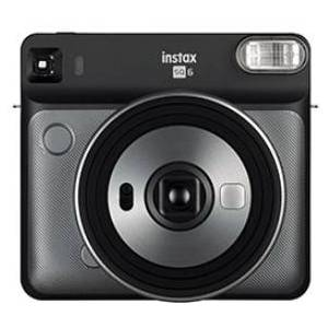 Fuji Fotoaparát Fujifilm Instax SQUARE SQ6, šedá