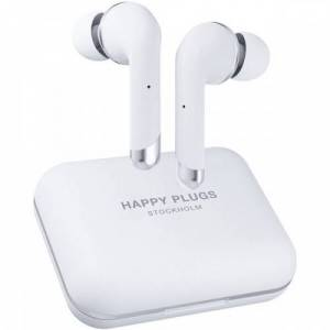 Happy Plugs Air 1 Plus In-Ear - White