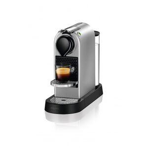Krups Kapsuľový kávovar KRUPS Citiz XN741B10 strieborny