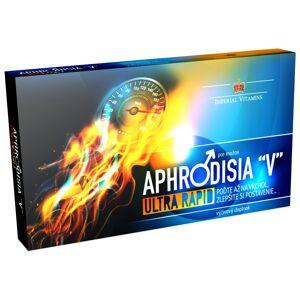 Aphrodisia V Ultra Rapid pre mužov 10 kapsúl