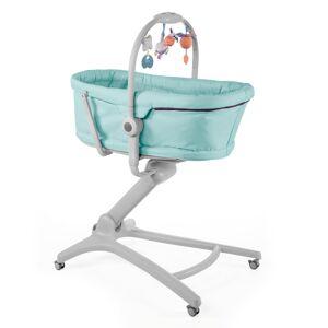 CHICCO Postieľka/lehátko/stolička Chicco Baby Hug 4v1 - Aquarelle 1ks