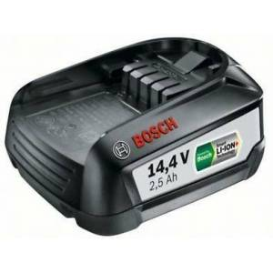 BOSCH Zásuvný akumulátor Bosch PBA 14,4 V 2,5 Ah W-B, 1607A3500U