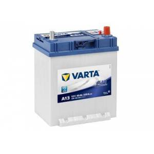 VARTA Baterie Varta Blue Dynamic 12V 40Ah 330A, 5401250333132, VARTA