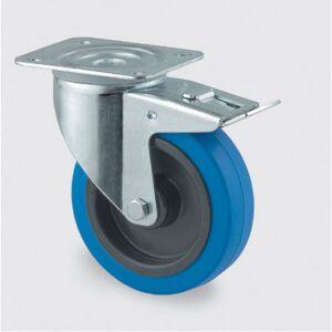 TENTE Kolesá s modrým behúňom, nosnosť 160 kg