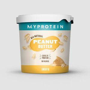 Myprotein Prírodné Arašidové Maslo - Originál - Bez Kúskov