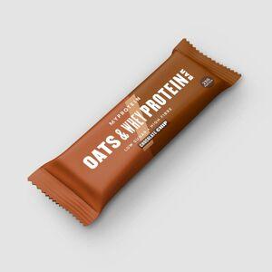 Myprotein Proteínová Tyčinka Oats & Whey - Čokoládový Chip