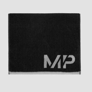 Myprotein Ručný uterák MP Performance - Čierny