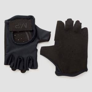 MP Pánske rukavice na posilňovanie - Čierne - S - Black