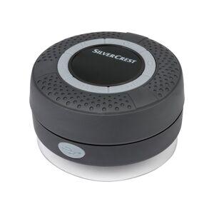 SILVERCREST® Reproduktor do kúpeľne s Bluetooth® Good SBL 3 D1 (šedá)