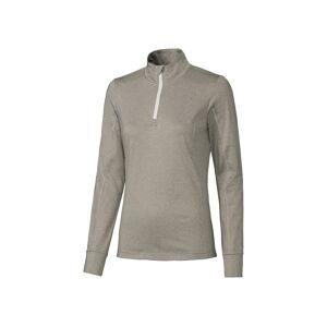 CRIVIT® Dámske lyžiarske funkčné tričko  (L (44/46), šedá)