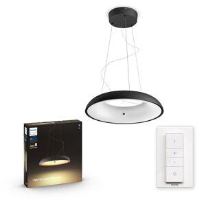 Philips HUE White Ambiance 40233/30/P6 Amaze závesné LED svietidlo 39W/3000lm 2200-6500K LED+SWITCH čierna Bluetooth