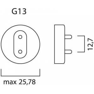 Sylvania F18 T8 BLB