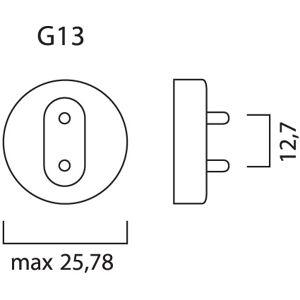 Sylvania F36 T8 BLB