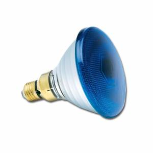 Sylvania PAR38 240V 80W E27 FL30° Blue