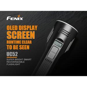FENIX Nabíjecí LED svítilna Fenix UC52 3100Lm 2 x baterie Li-ion 18650 3,6V/3500mAh