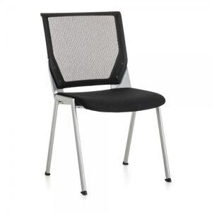 Rauman Konferenčná stolička Top 1+1 ZADARMO čierna